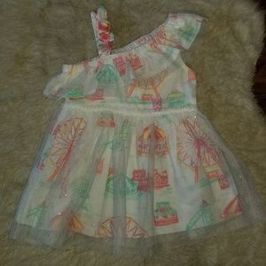 GENUINE KIDS baby girl beach dress